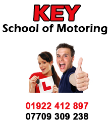Key School of Motoring Cannock